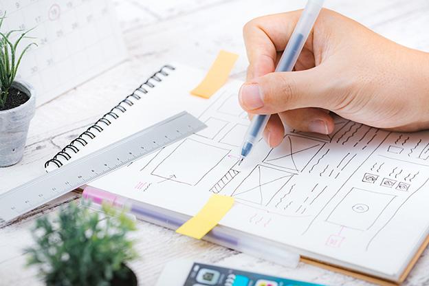 良いデザインを作るには <営業とデザイナーのコミュニケーションについて>